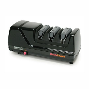 Chef's Choice Chef'sChoice Diamond Hone EdgeSelect Plus Knife Sharpener - M120 - Black at Sears.com